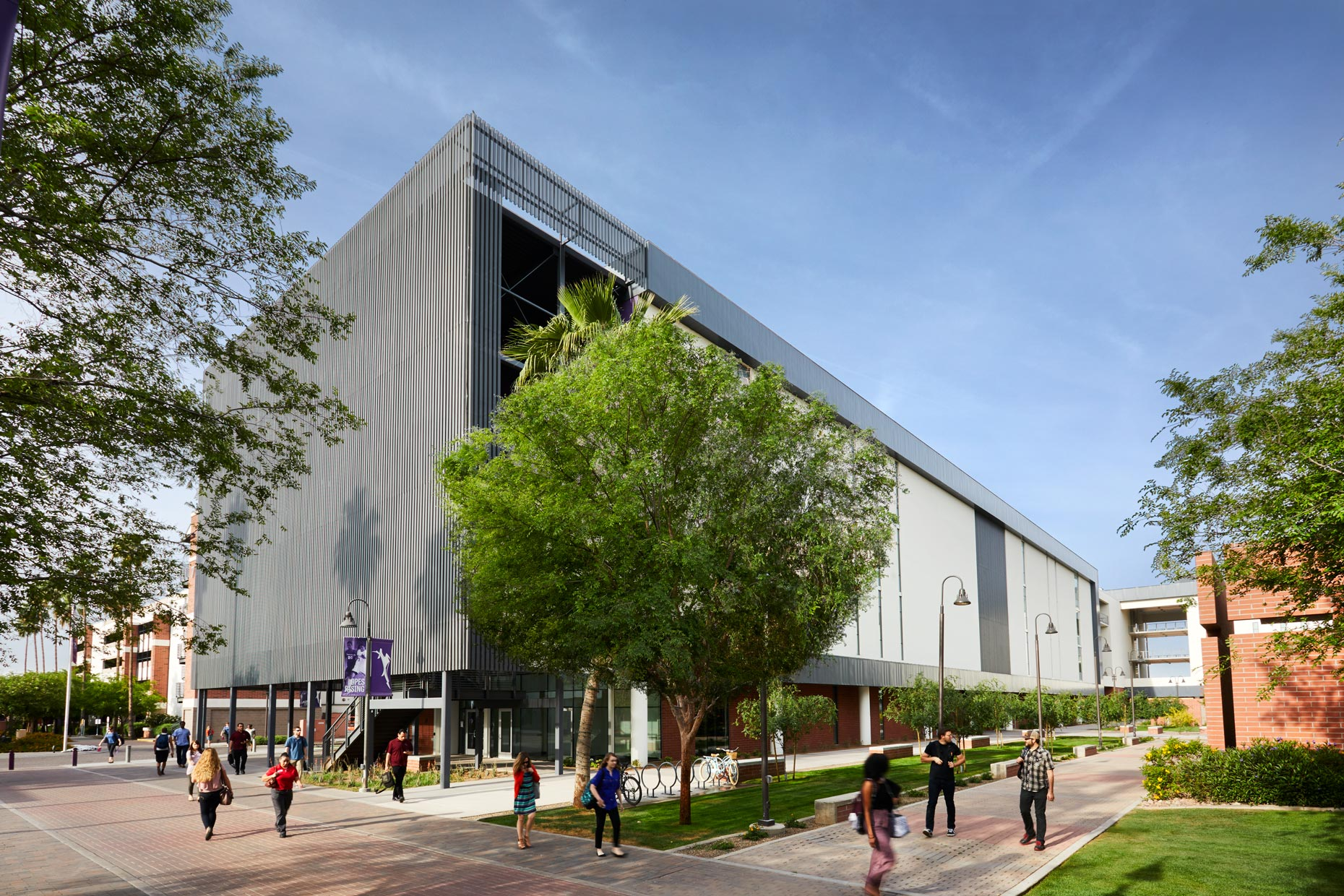 GCU Engineering  Building