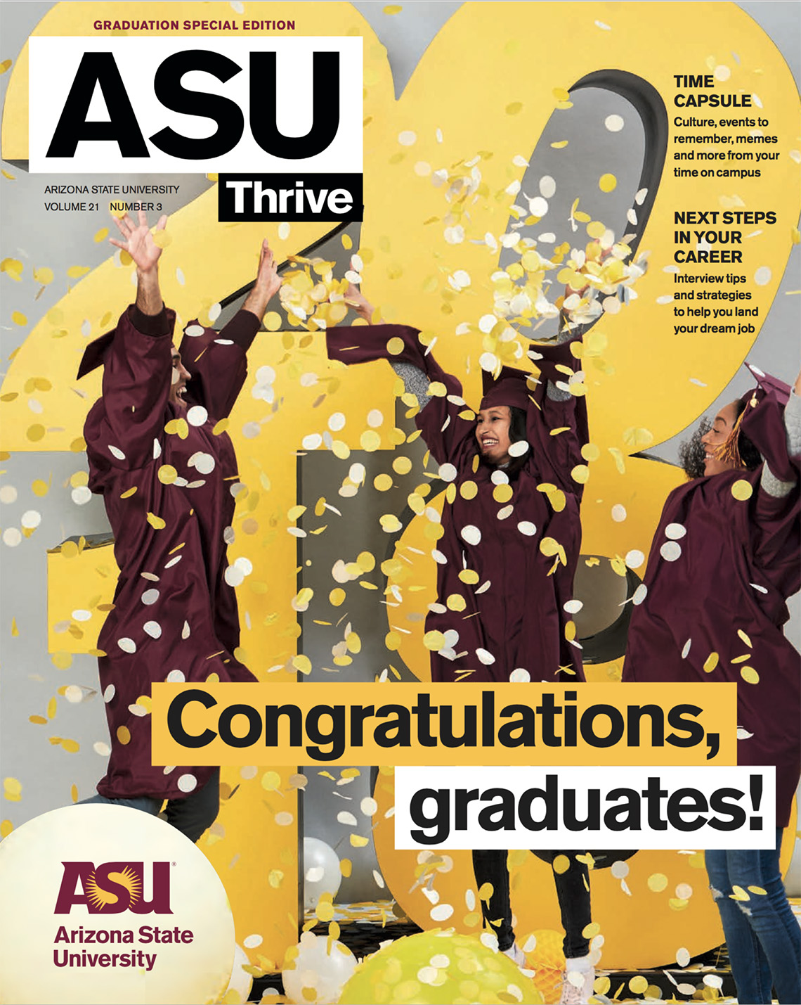 ASU Thrive 2018