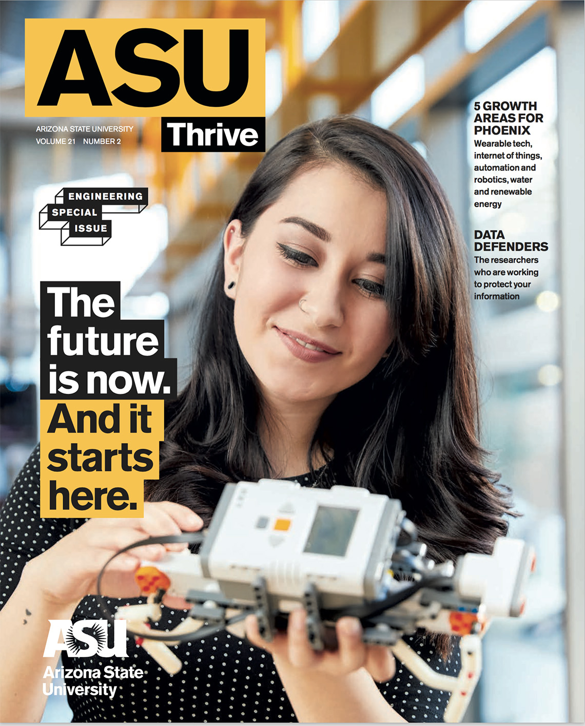 ASU Thrive Engineering