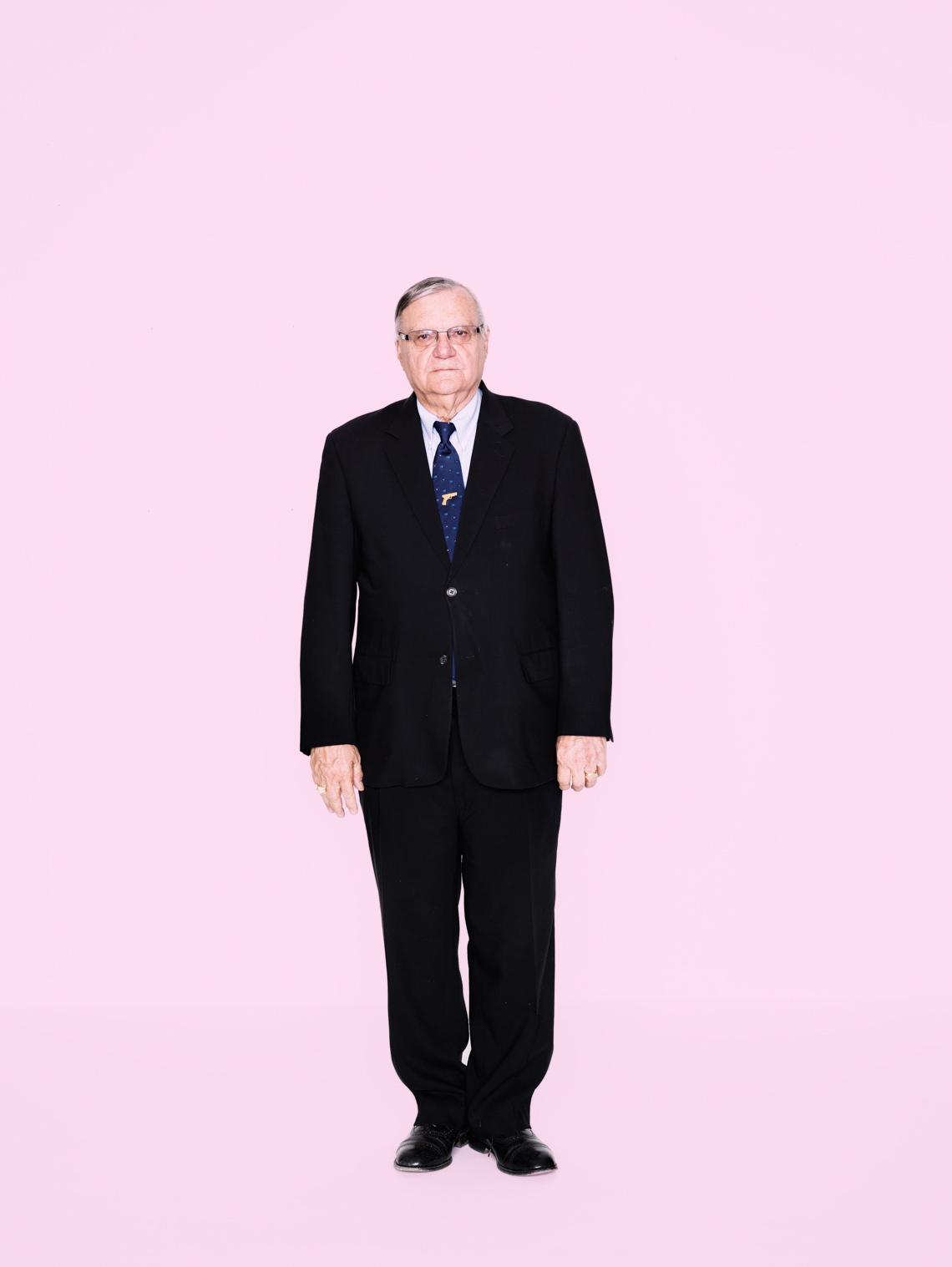 Joe Arpaio Pink