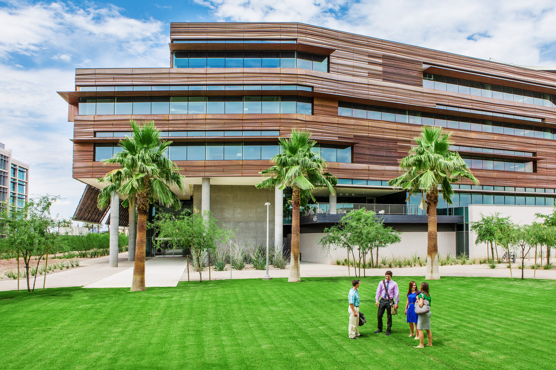 NAU Phoenix Biomedical Campus